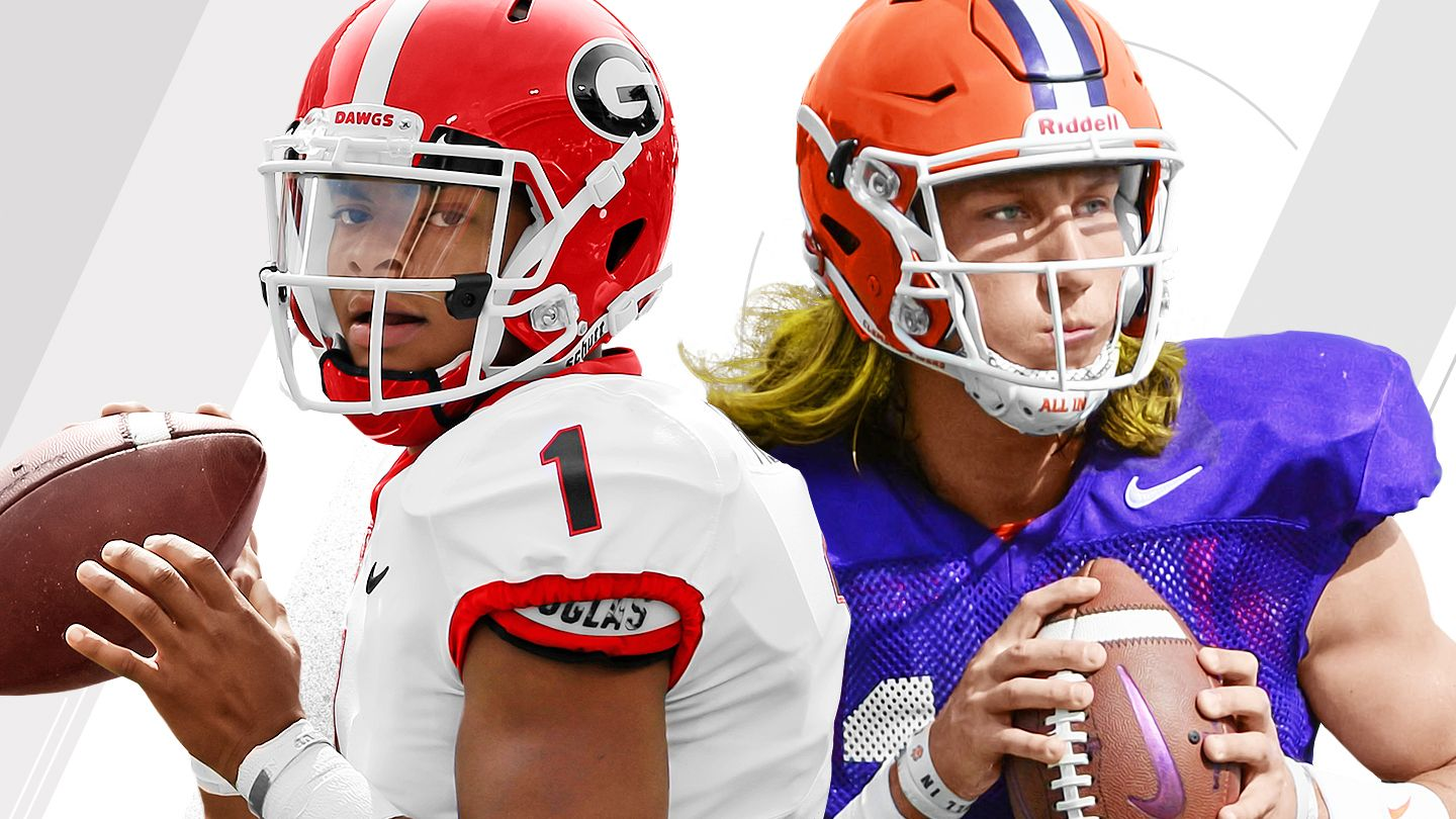 Justin Fields and Trevor Lawrence led the 2018 recruiting class, but can they do the unprecedented and become starting quarterbacks as true freshmen?