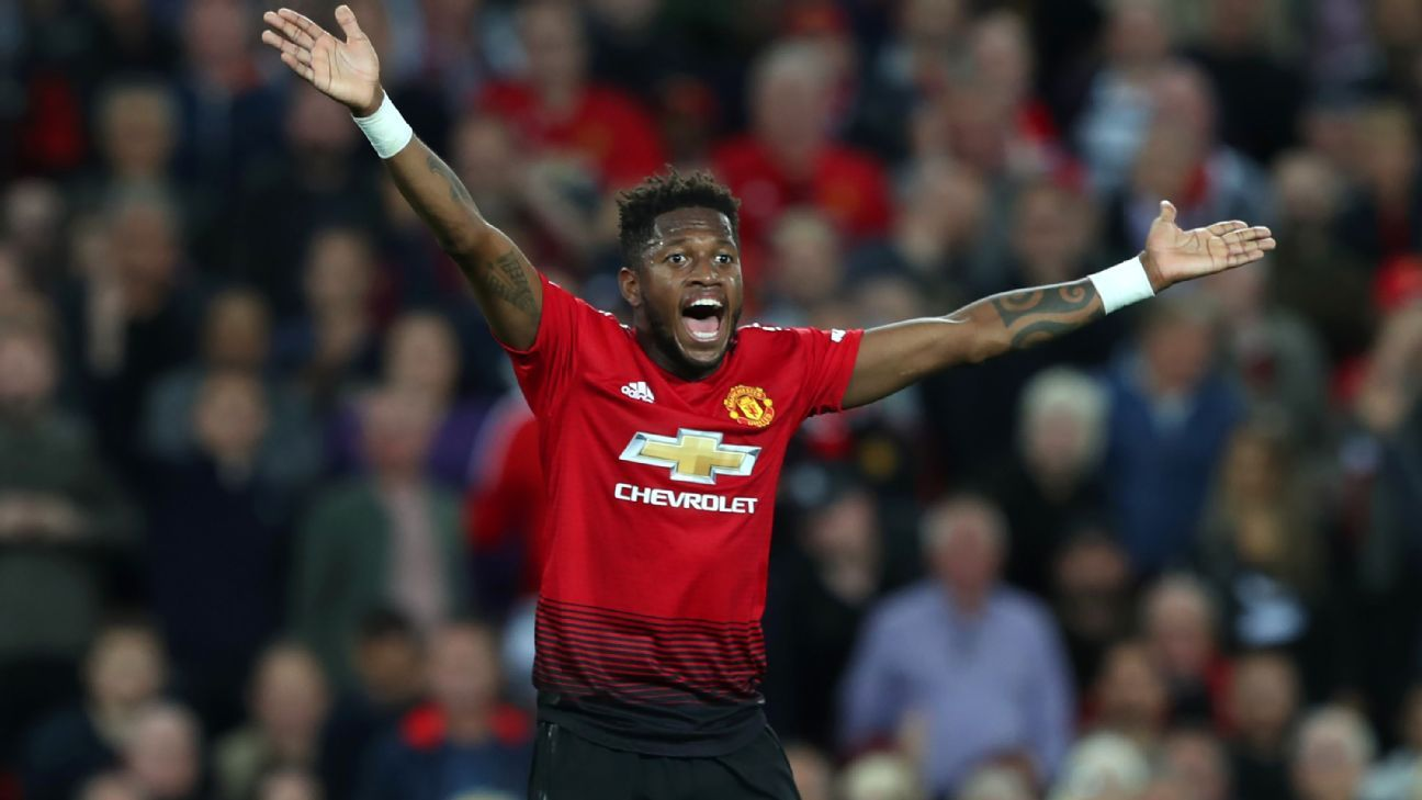 Image result for fred manchester united