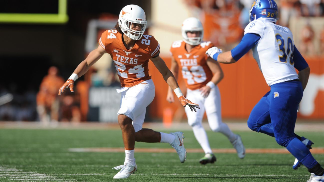 Former Texas defensive back John Bonney has joined Texas Tech as a graduate transfer and will be eligible to play this season, the Red Raiders announced.