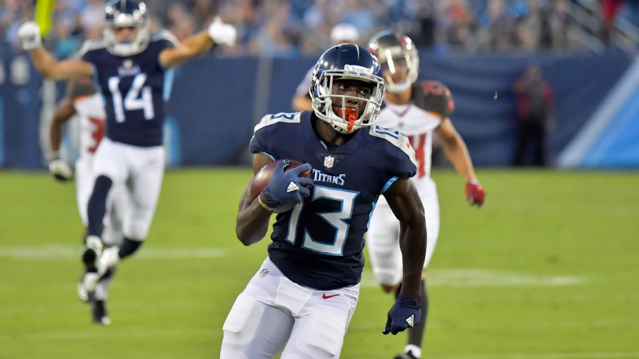 Fantasy football -- 12 deep sleepers who offer significant upside