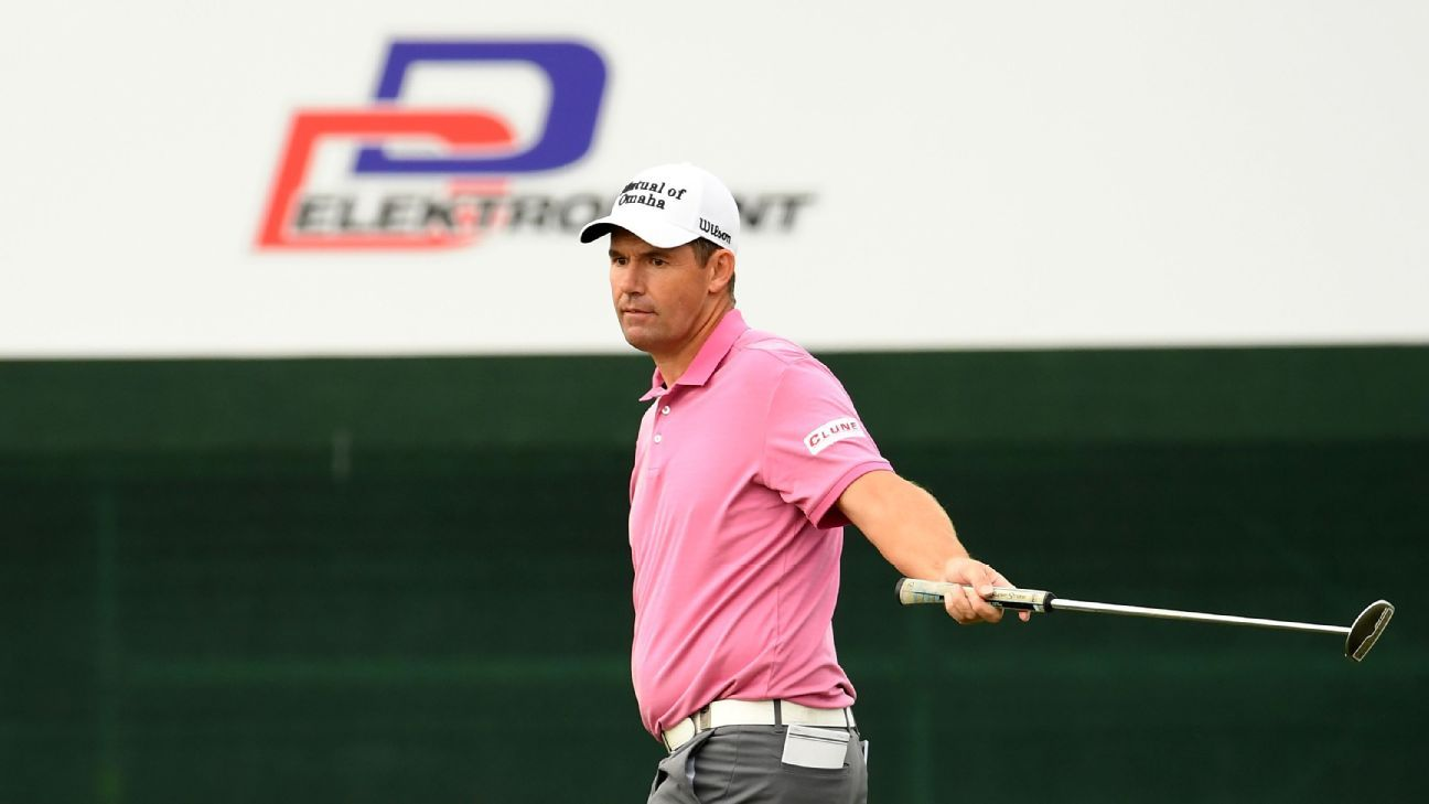 Image result for padraig harrington