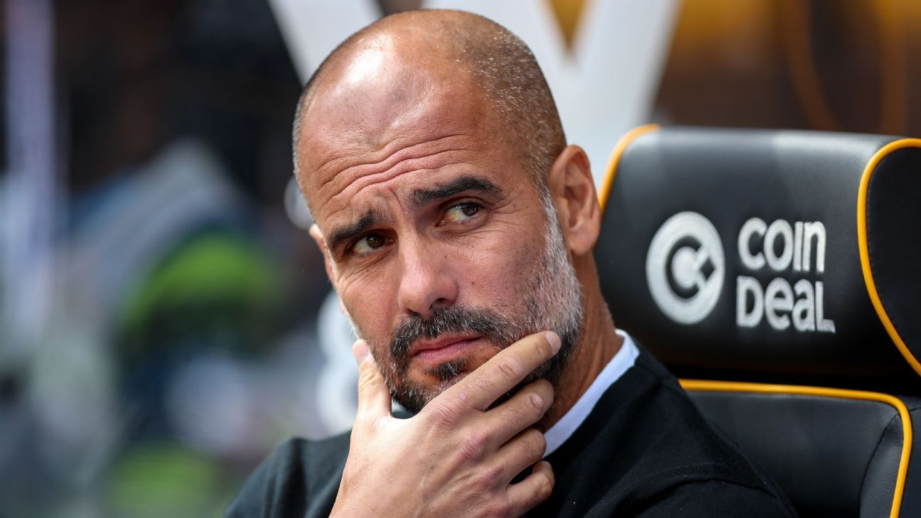 Guardiola interested in coaching national team