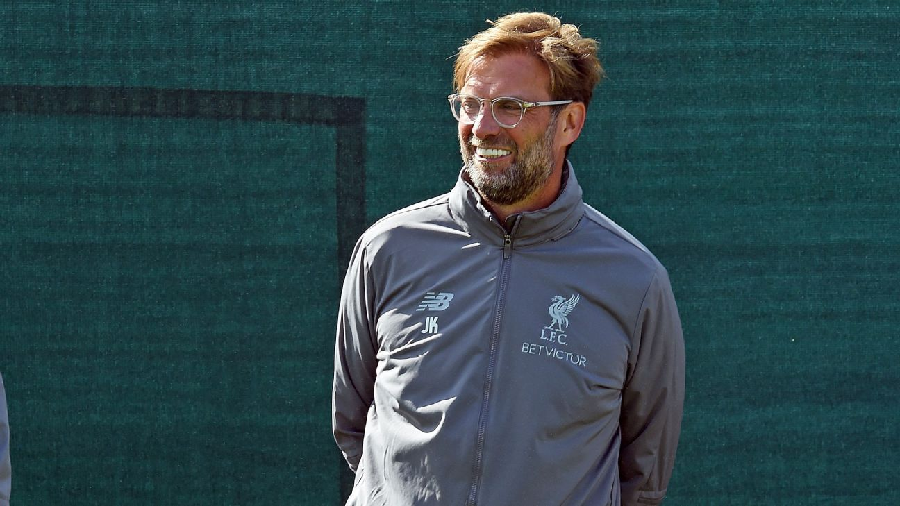 Klopp hits back at Neville's Liverpool remarks