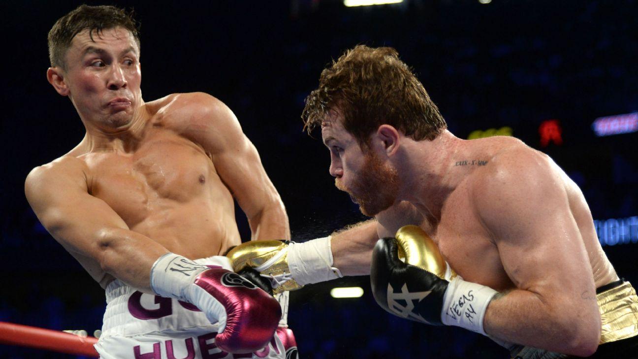 Boxing Saul Canelo Alvarez Took A Big Step Forward In Backing Up