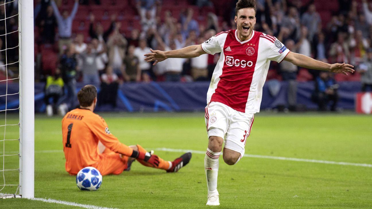 Ajax Vs