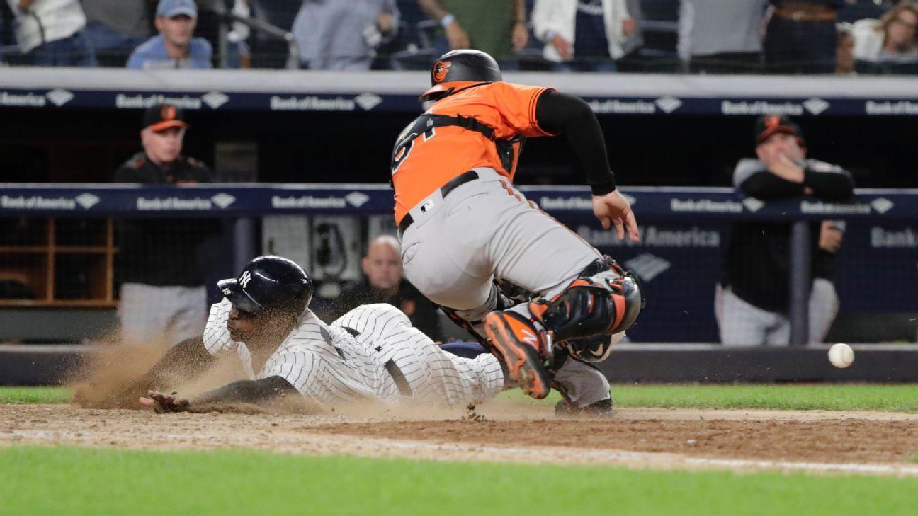 Yankees' Did Gregorius confident he'll return before postseason