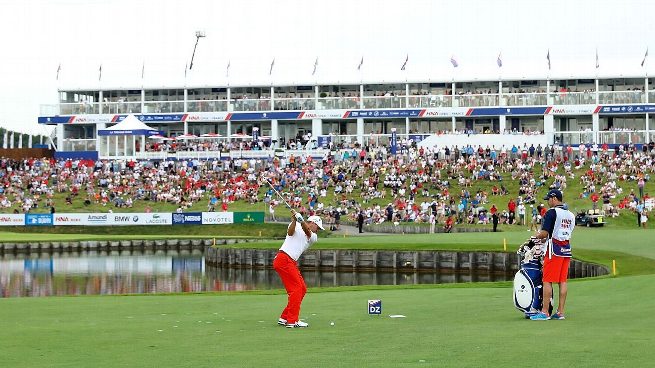 2019 ryder cup dates in Perth