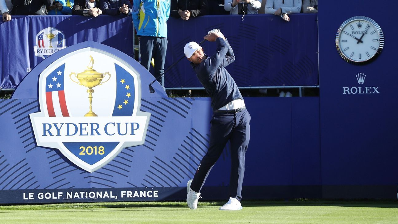 2018 Ryder Cup -- How the United States' Brooks Ko...