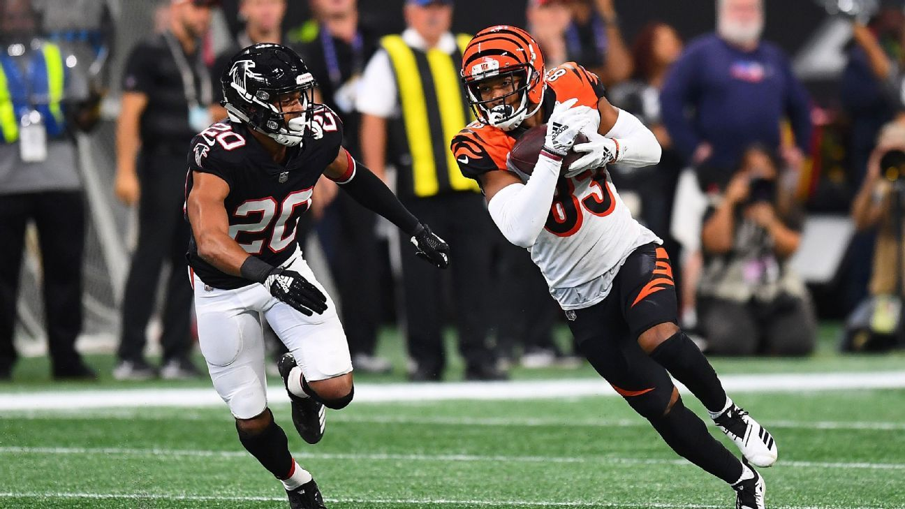 Bengals WR Tyler Boyd has turned patience into payoff in 2018