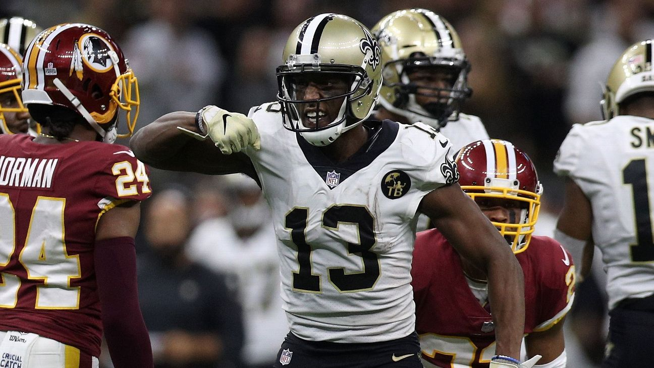 A Monday Night Football feud between Michael Thomas and Josh Norman went from the field to the locker room to Twitter, where the Saints receiver ripped the Redskins cornerback in a back-and-forth that carried well into Tuesday morning.