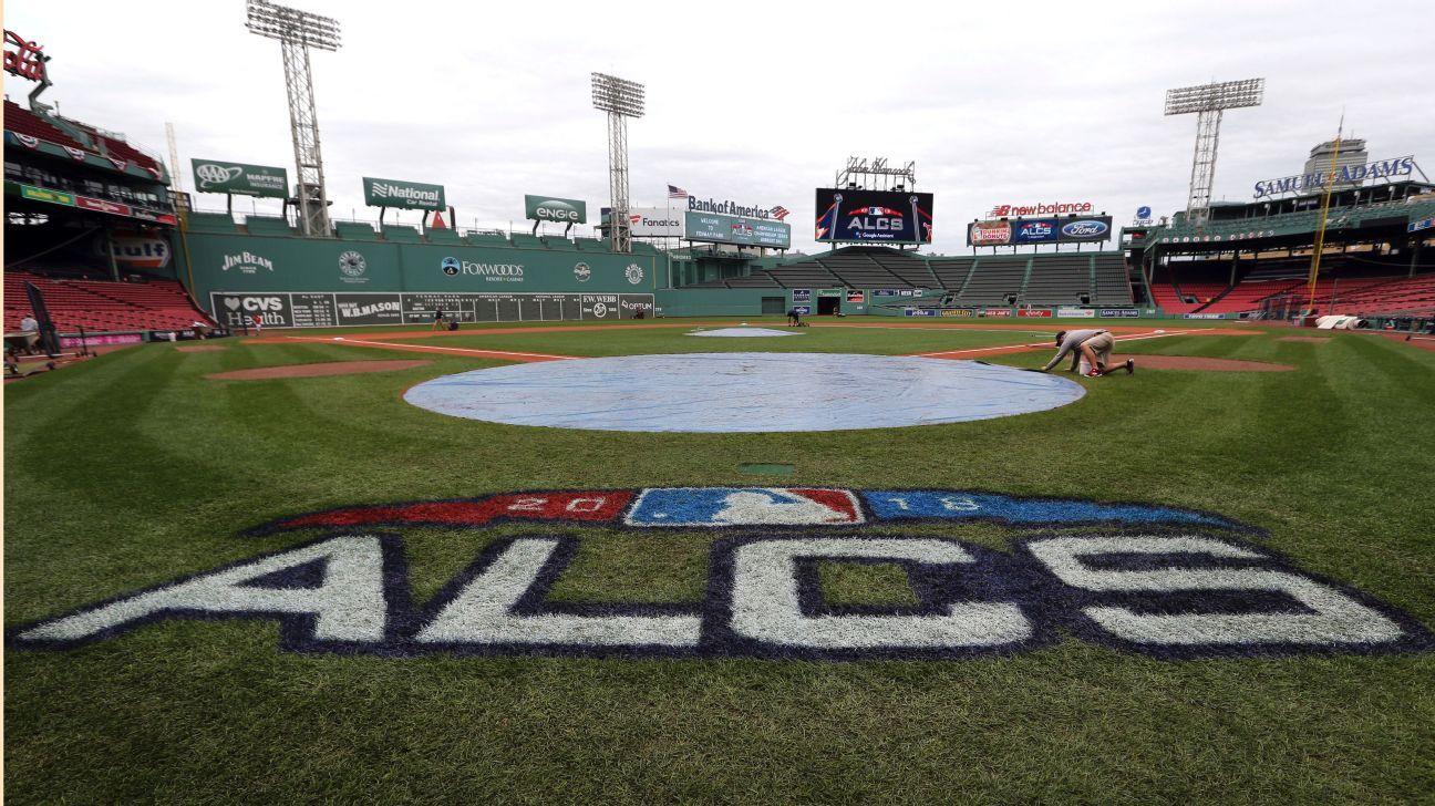 MLB investigating Houston Astros' photographer during ALCS vs. Boston Red Sox