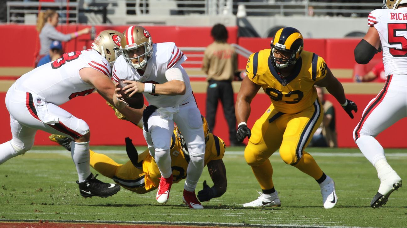 Blowout loss to Rams a reminder of how far 49ers still have to go