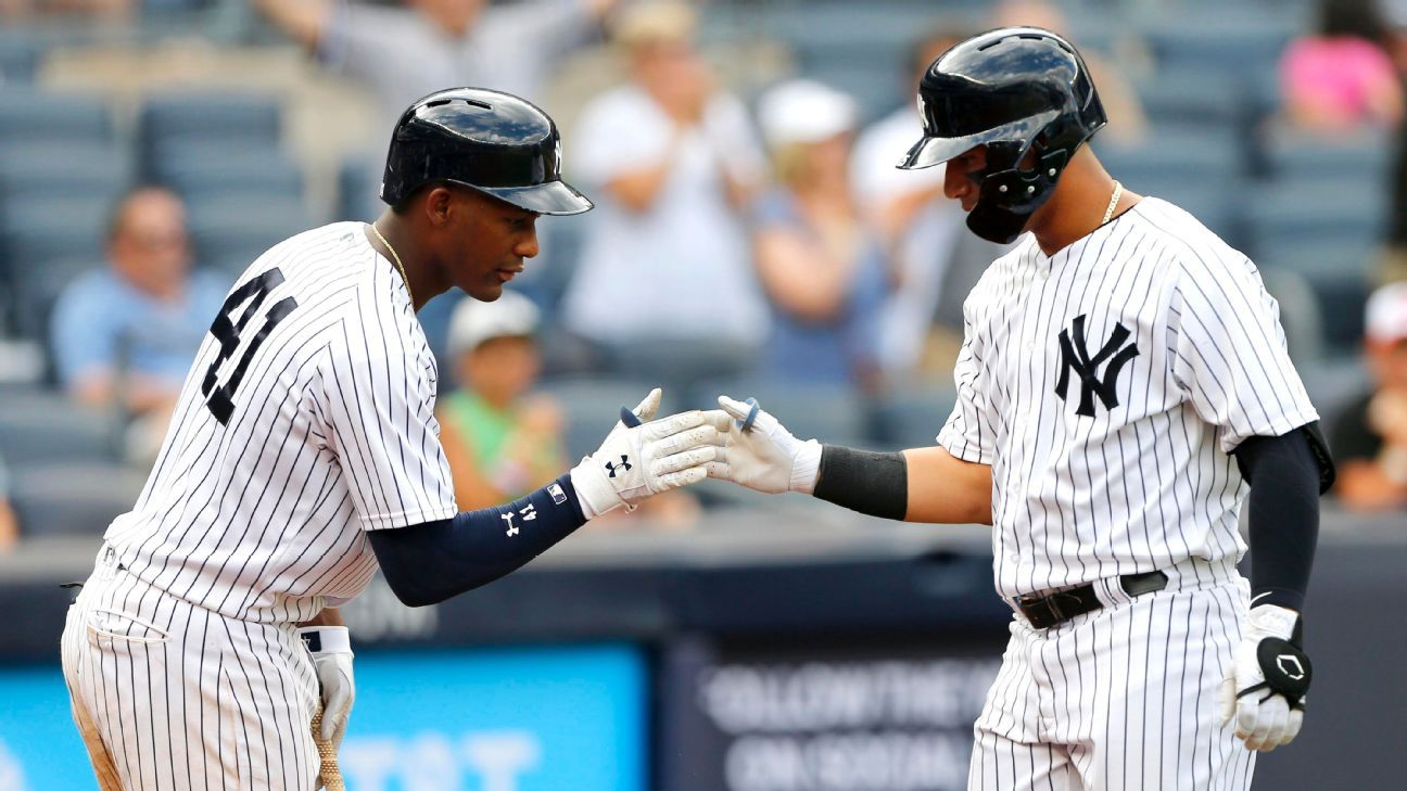 Gleyber Torres and Miguel Andujar put up strong numbers in 2018, but despite being limited because of an injury, Shohei Ohtani managed to impress while on the mound and at the plate.