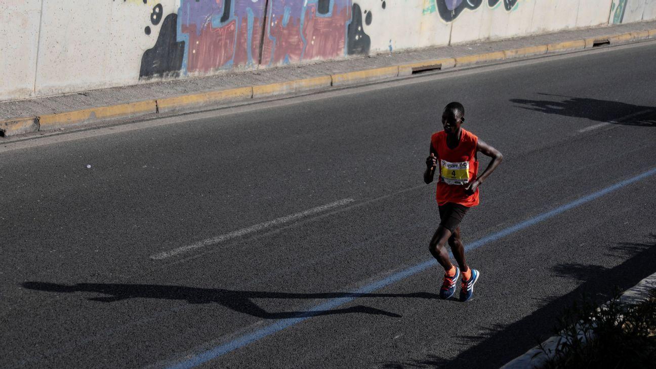 Kenya's Kipkorir, Muriuki win Athens Marathon