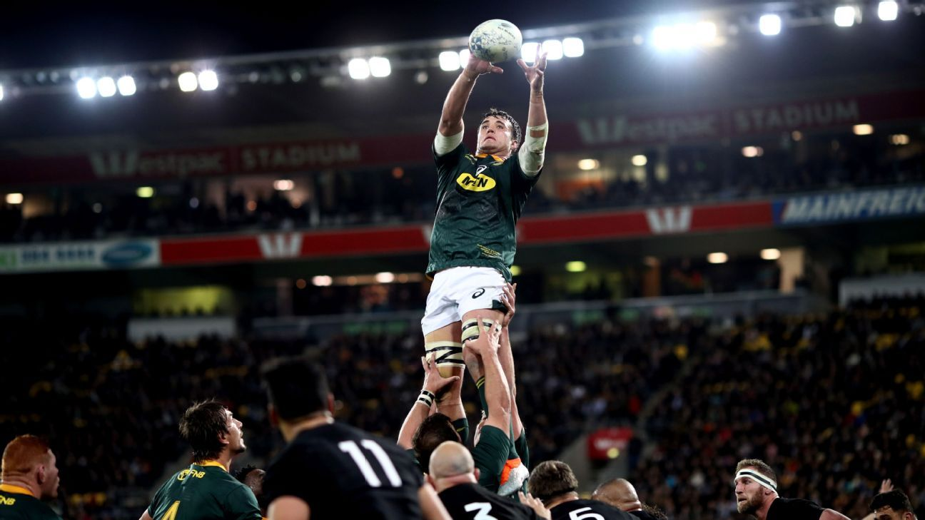 Why Franco Mostert is so important to the Boks