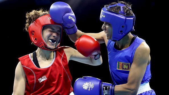 For Brandy Barnes, boxing is about respect, not medals