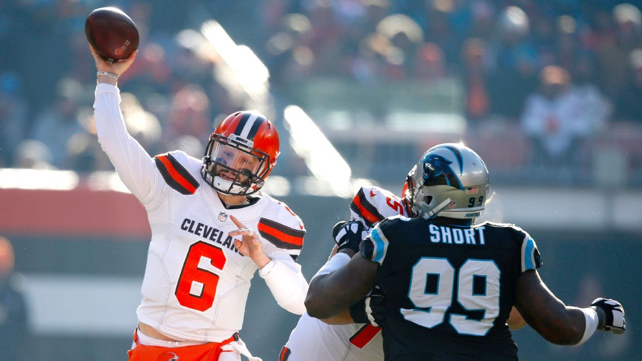Browns in the playoffs? Here's how it could happen