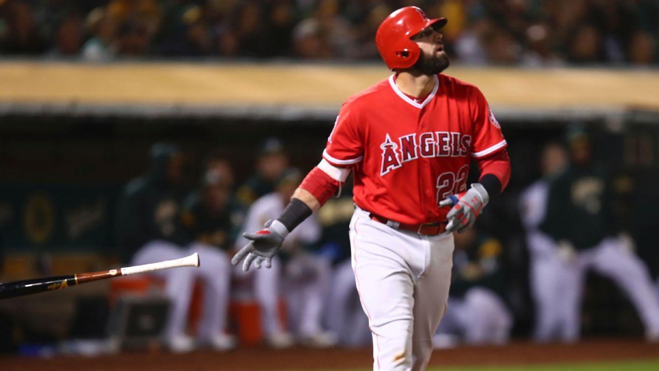 Kaleb Cowart, claimed by Seattle off waivers from the Angels, said he is excited about attempting to become the big league's second two-way player despite the inherent challenges.