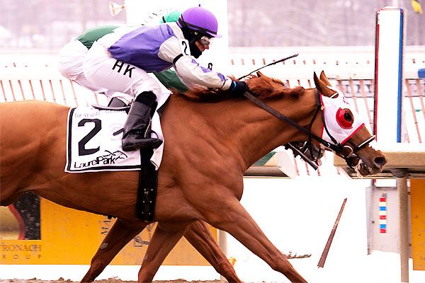 Page McKenney one to beat in Harlan's Holiday