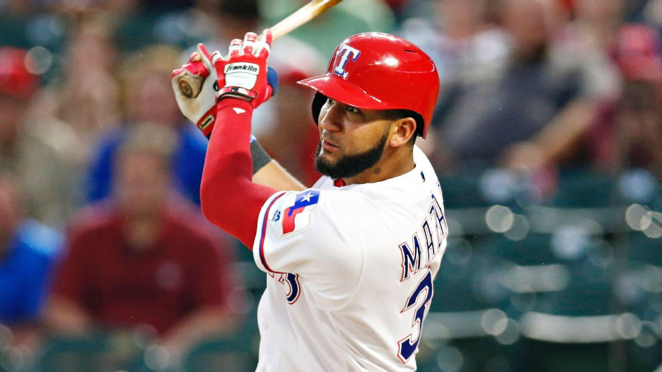 mlb rumor central: rangers to keep nomar mazara third in order?