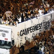 Festejos Real Madrid