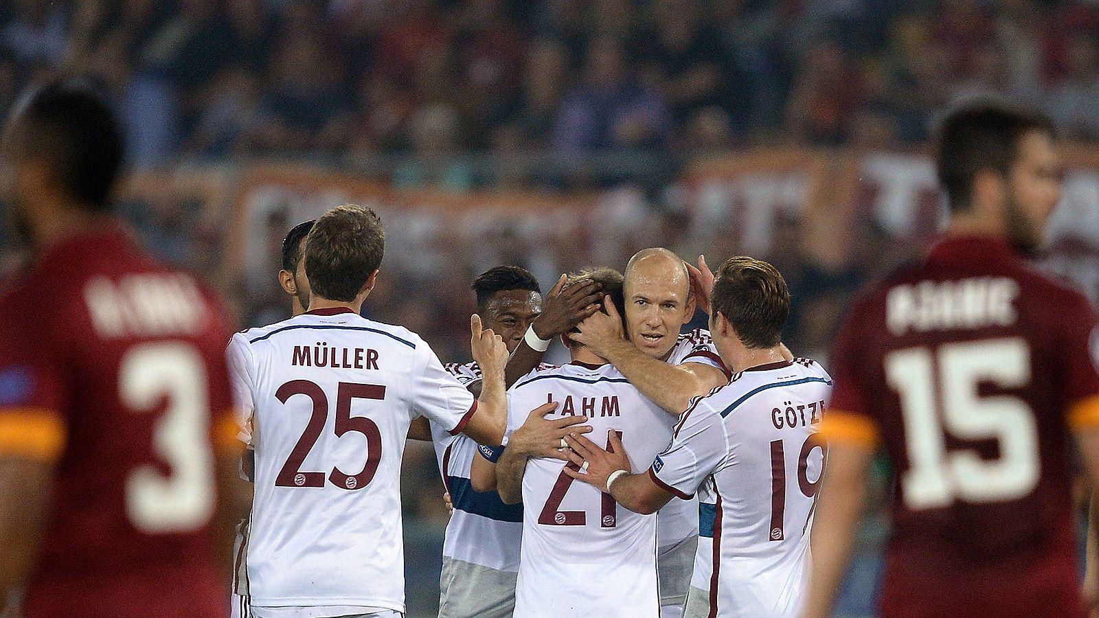 Bayern, Chelsea y Shaktar arrasan. Barça gana y Athletic casi fuera