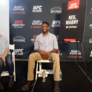 Día de Medios: UFC Monterrey