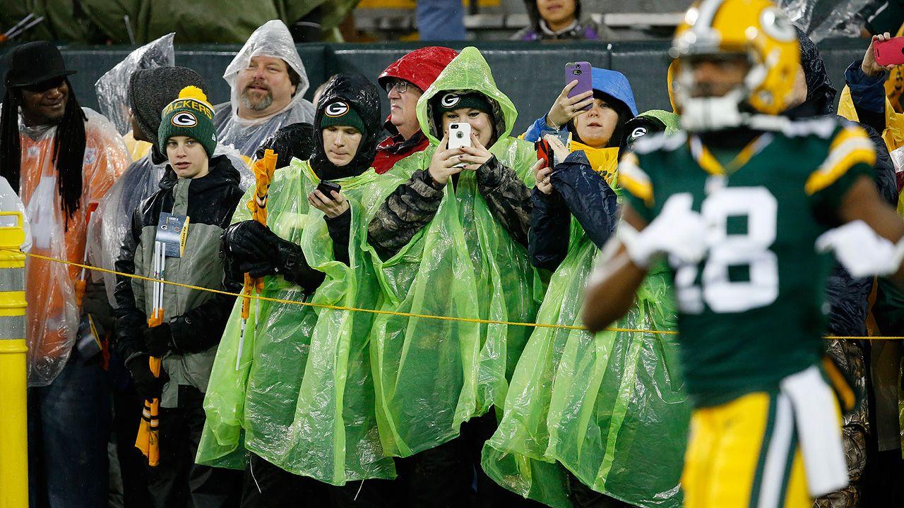 Día de Acción de Gracias: Bears en Packers