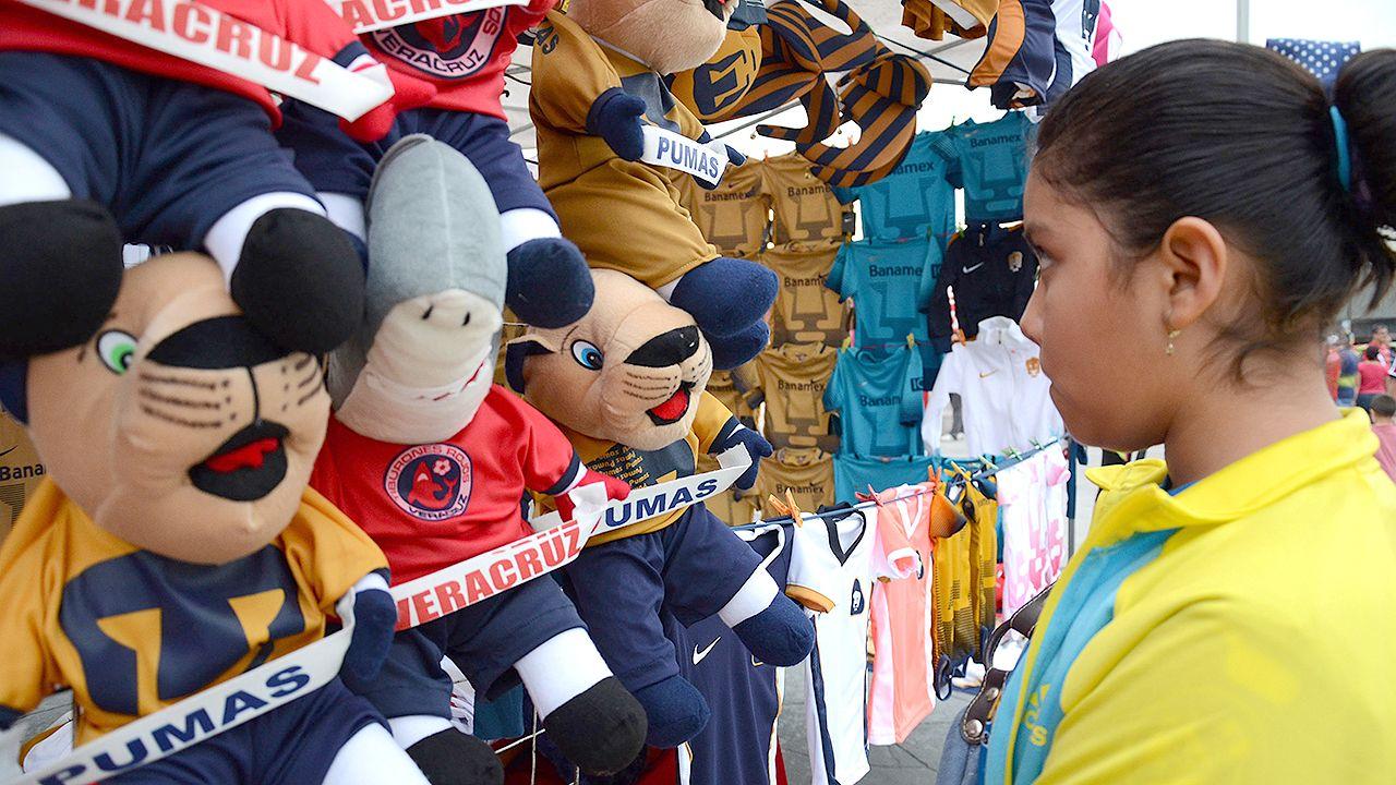 Veracruz vs Pumas
