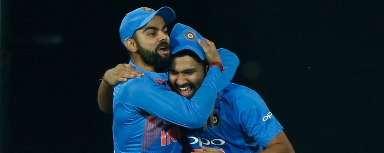 #INDvsNZ - Chahal, Pandya, Jasprit Bumrah gifts a victory for India in 8-Over shooter