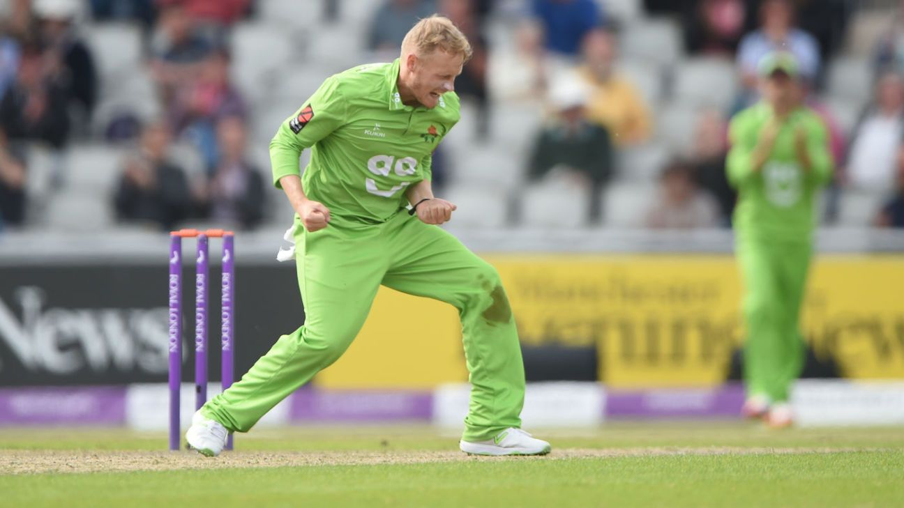 Mullaney to lead England Lions in one-day tri-series
