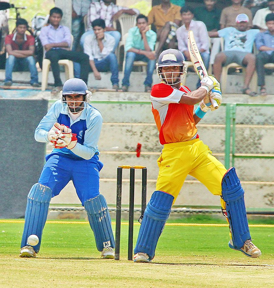 South Zone, Inter State Twenty-20 Tournament at Chennai, Jan 29 ...