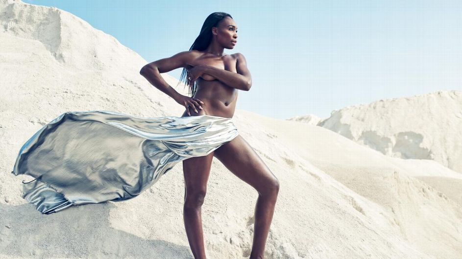 Thanks for Serena williams pics espn nude all