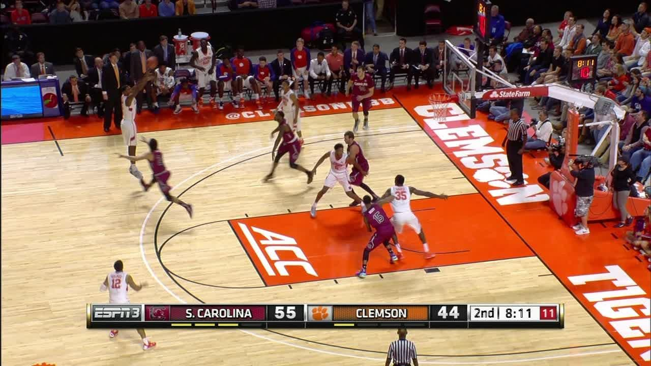 D grantham made three point jumper assisted by j roper for Cid special bureau 13 feb 2015