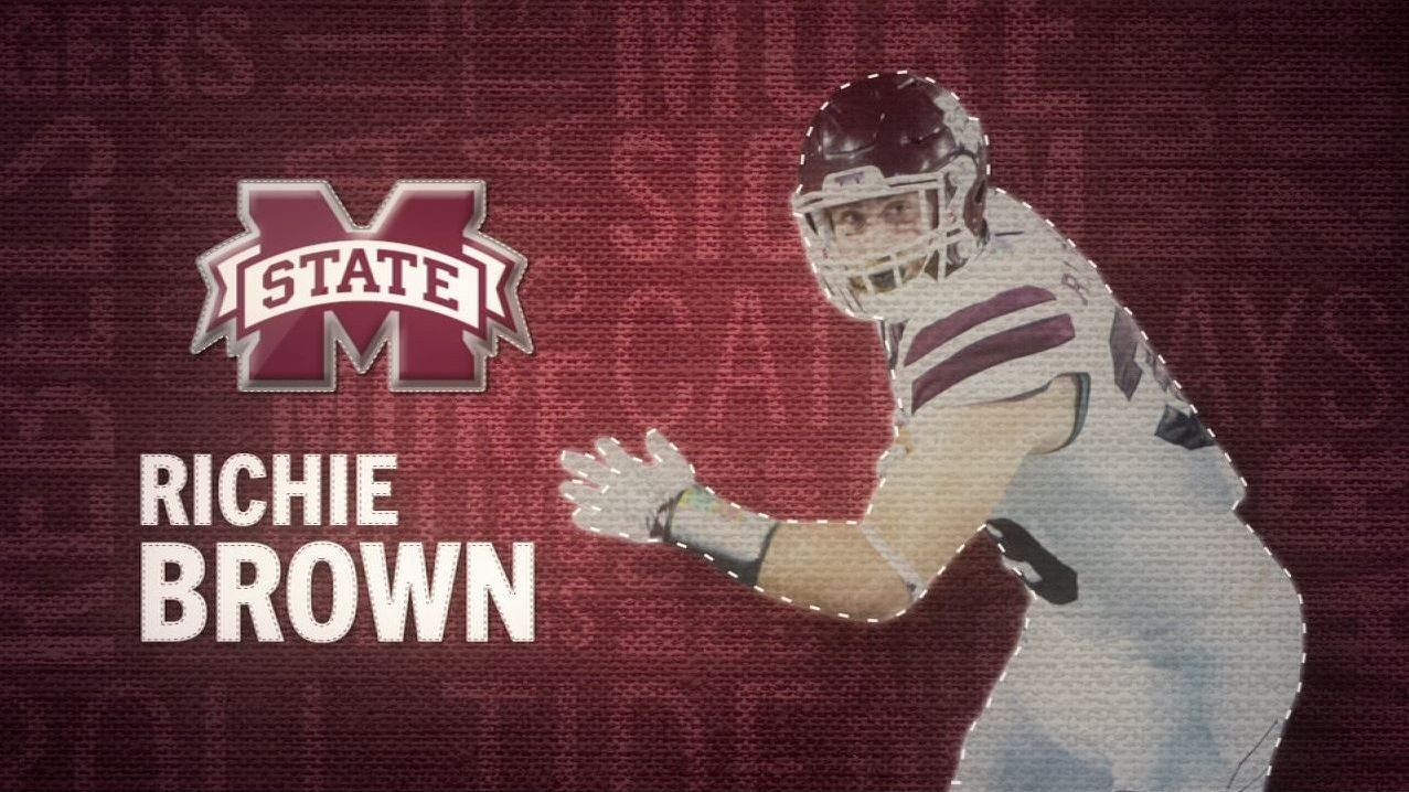 I am the SEC: Mississippi State's Richie Brown