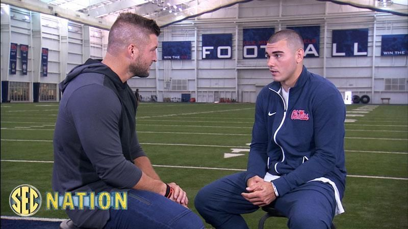 Getting to know Chad Kelly