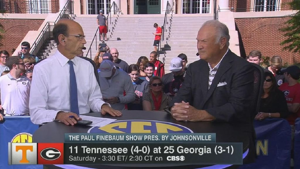 Former UGA coach looks at rivalry game vs. Tennessee