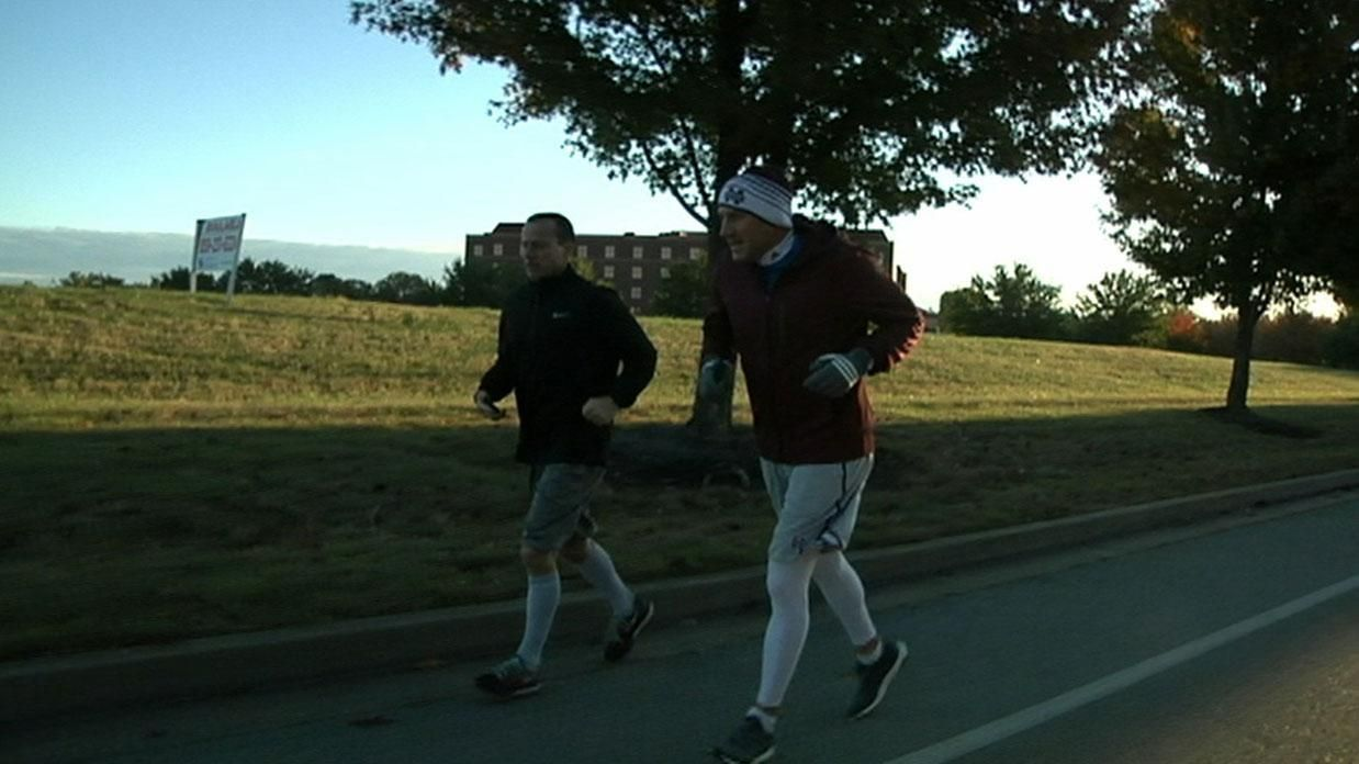 Running with Dan Mullen
