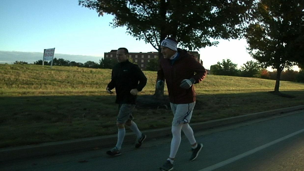Running with Dan Mullen