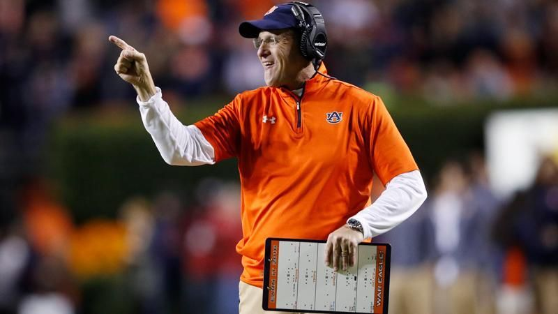 Malzahn proud of team effort