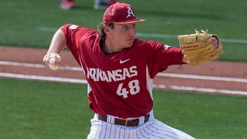 Pitching dominance leads Arkansas past Miami (OH)