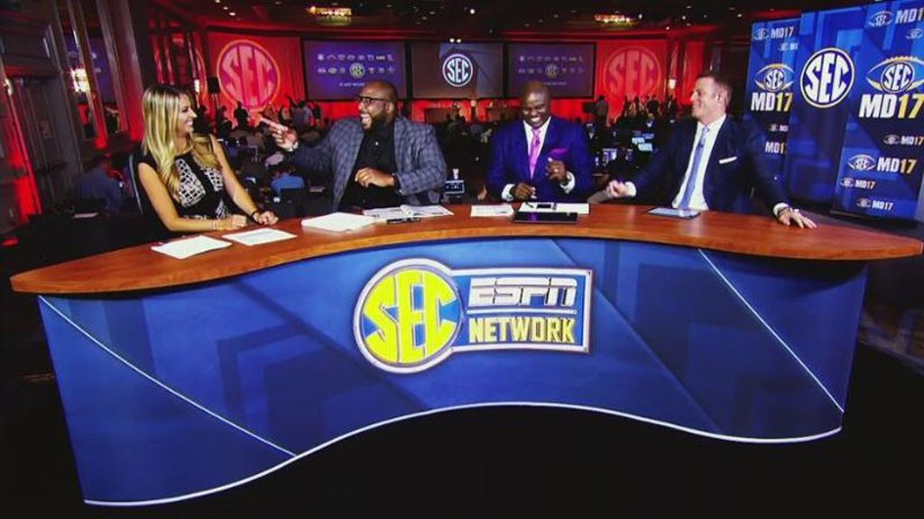 Best of Tuesday: SEC Media Days