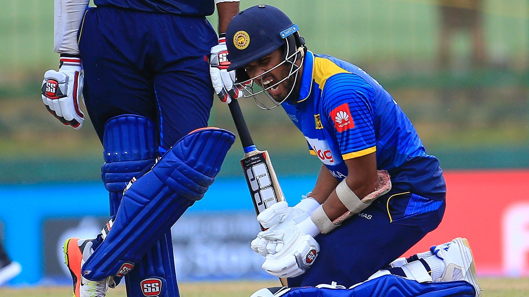 3rd ODI (D/N), India tour of Sri Lanka at Kandy, Aug 27 2017 ...