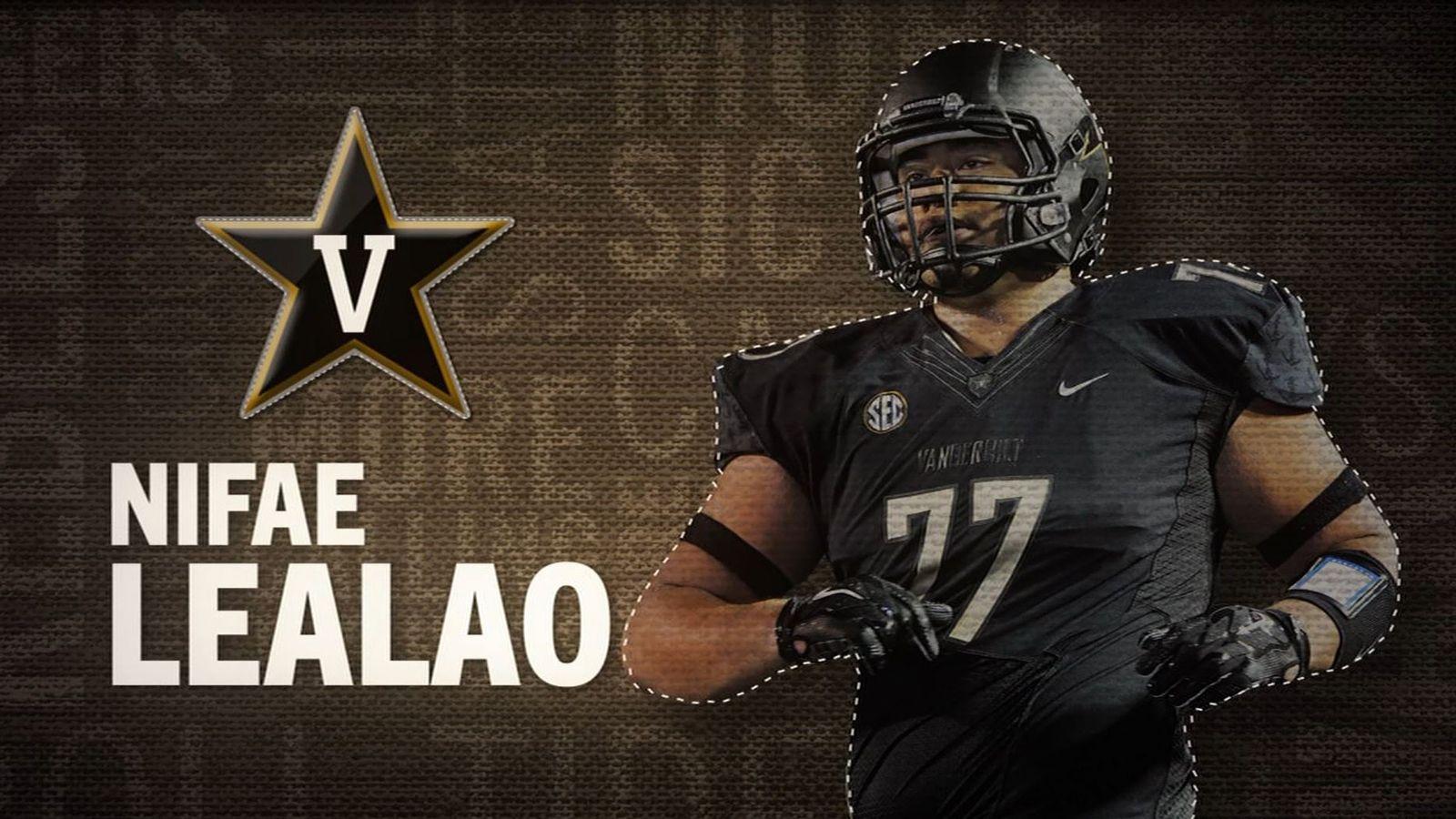 I am the SEC: Vanderbilt's Nifae Lealao