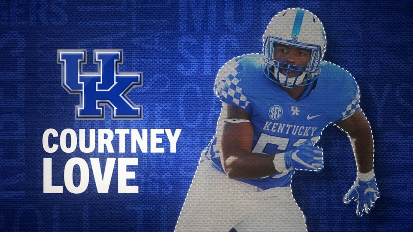 I am the SEC: Kentucky's Courtney Love