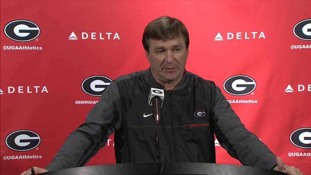 UGA focusing on being disciplined vs. Georgia Tech