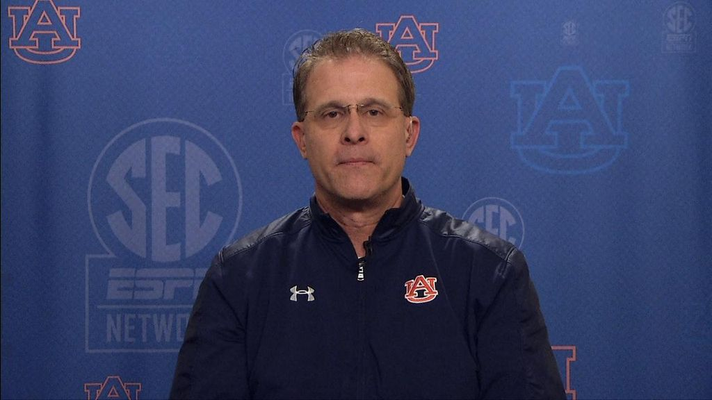Malzahn mentally preparing for Bama