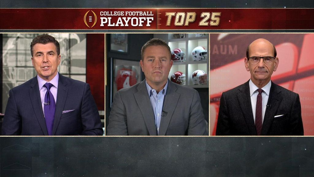 Potential Iron Bowl loss for Bama could shake up rankings