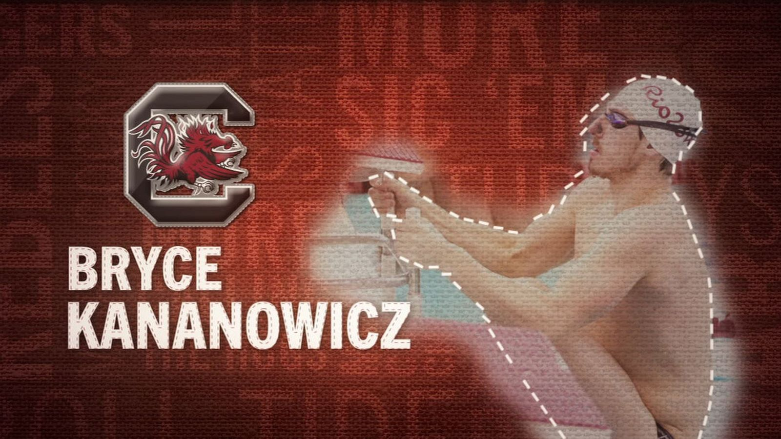 I am the SEC: South Carolina's Bryce Kananowicz
