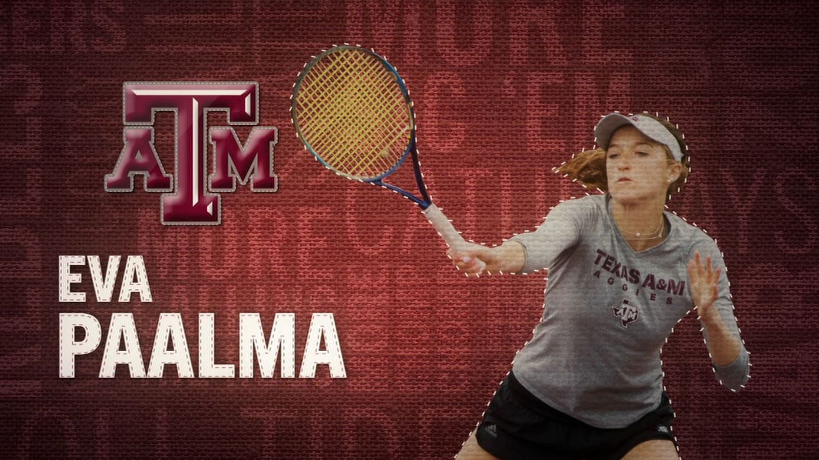 I am the SEC: Texas A&M's Eva Paalma